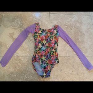 Eleve Dancewear Custom leotard